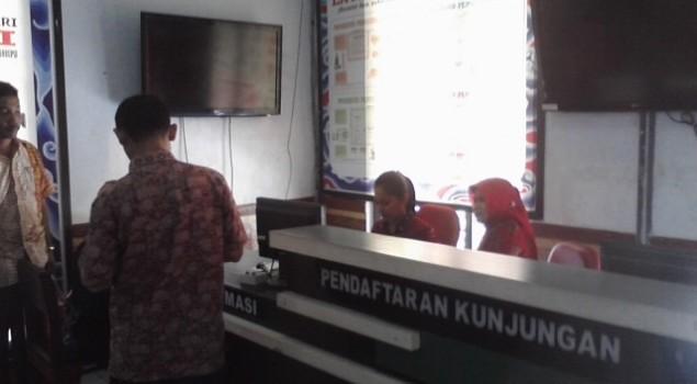 Pelayanan Prima Terhadap Pengunjung Lapas Cirebon