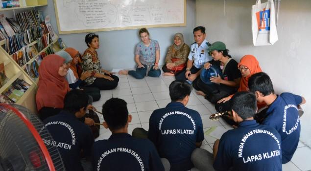 Universitas Bina Darma Palembang tingkatkan pembinaan narapidana