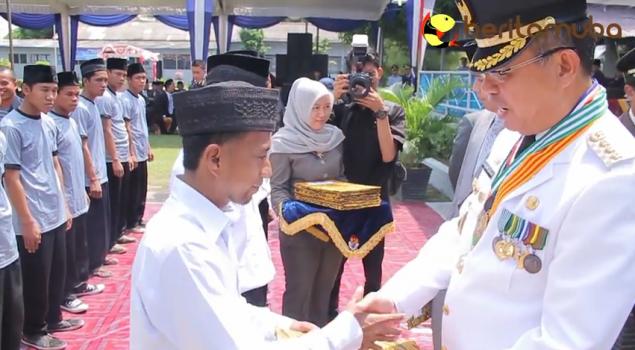 297 Warga Binaan Lapas Sekayu Terima Remisi Hari Kemerdekaan