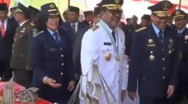 Pameran Kreativitas Warga Binaan Dalam Rangka HUT RI di Provinsi Banten