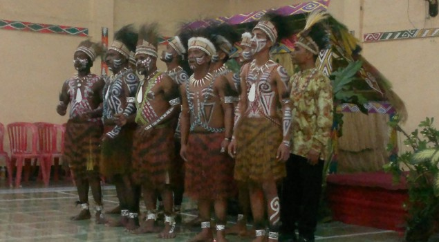 NARAPIDANA LAPAS SORONG, AKAN TAMPIL DI BALI INTERNATIONAL CHOIR FESTIVAL