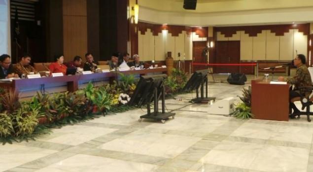 Calon Dirjen Pemasyarakatan Kritik Kinerja Denny Indrayana