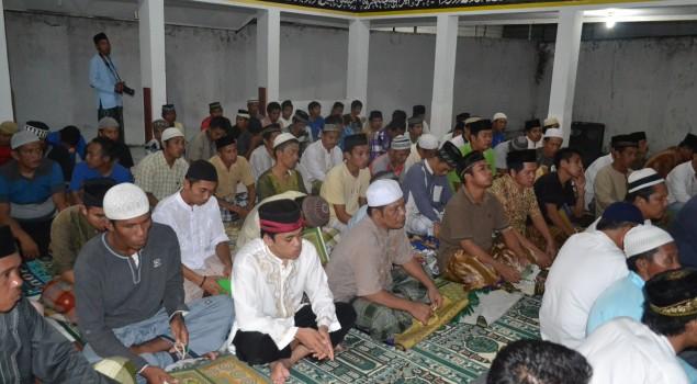 Selama Ramadhan Napi dan Tahanan Titipan di Dompu Dibekali Pembinaan Agama