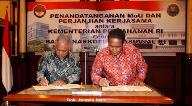 Ditjen PAS-LPSK Tanda Tangani Perjanjian Kerjasama