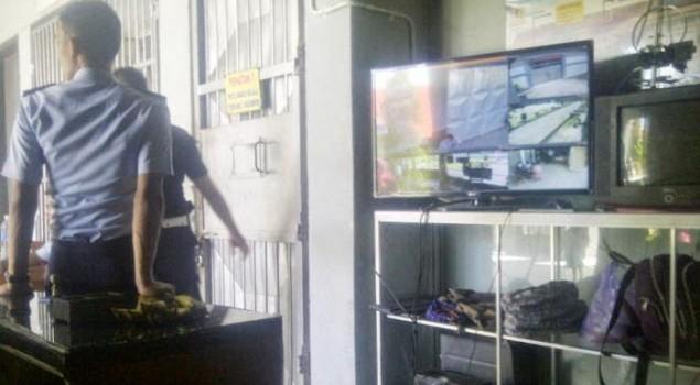 Lapas Palangkaraya Pasang 12 CCTV