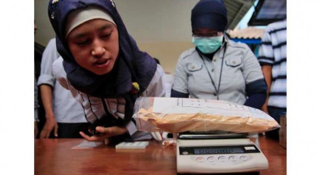Tamping Bongkar Peredaran Narkoba di Lapas Tenggarong