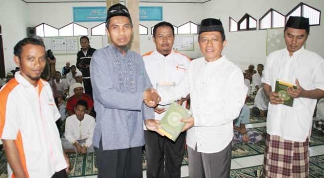 BMH Sambangi Warga Lapas