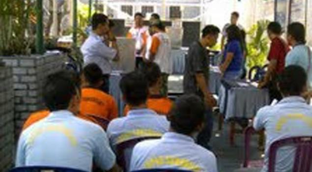 99 Penghuni Lapas Mencoblos Pemilukada Bangka