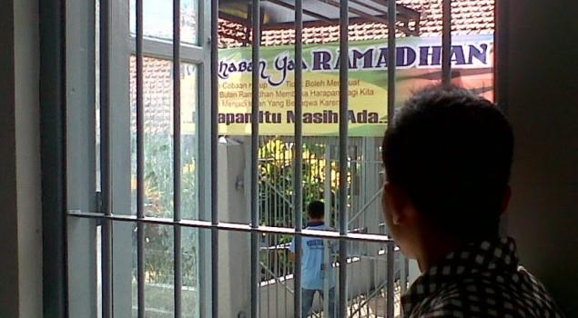 Warga Binaan Rutan Sampang Wajib Ikut Kegiatan Ramadhan