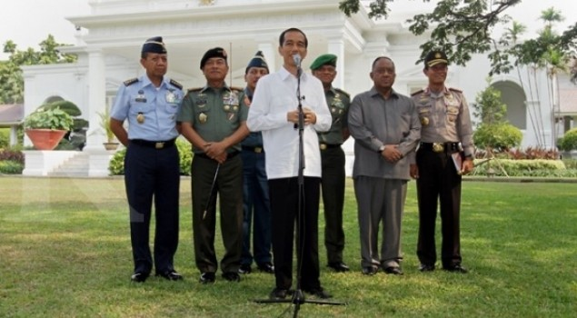 Rancangan KUHP dan perbaikan Lapas jadi PR Jokowi