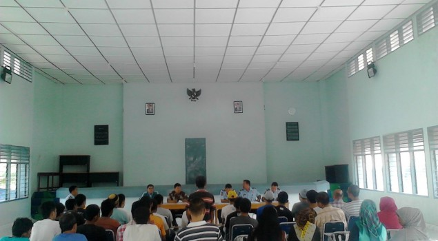 50 WBP LAPAS PANGKALPINANG IKUTI SIDANG TPP