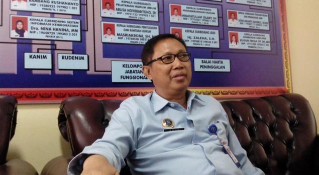 Kemenkumham: Lampung Masih Kekurangan Petugas Pemasyarakatan