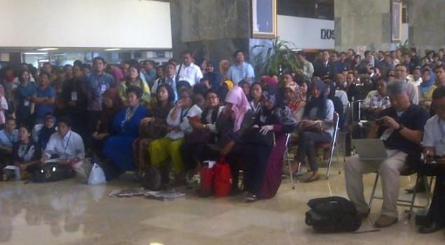 Ratusan Perempuan Doakan Jokowi dari Dalam Tahanan