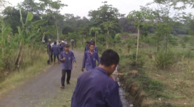 RUTAN BATANG TURUT HADIR PADA PEMBUKAAN KARYA BHAKTI TNI