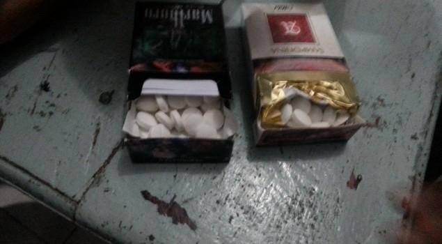 Petugas Wanita Lapas Kotabaru Amankan Penyelundup Ratusan Narkoba