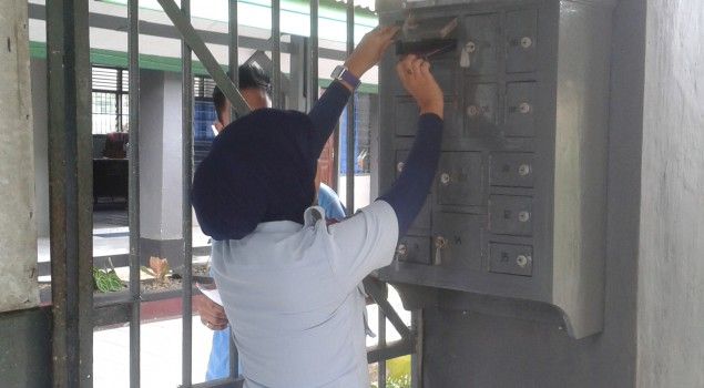 Pegawai Lapas Watampone Wajib Titipkan HP di Loker
