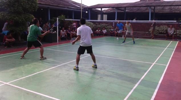 WBP Lapas Bekasi Perebutkan Piala Bergilir Kalapas