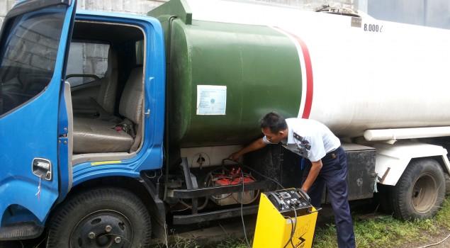 Pemeliharaaan Basan Baran Gudang Terbuka Rupbasan Bandung