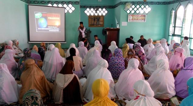 Lapas Wanita Sungguminasa Gelar Seminar Spiritual Learning Obat Hati