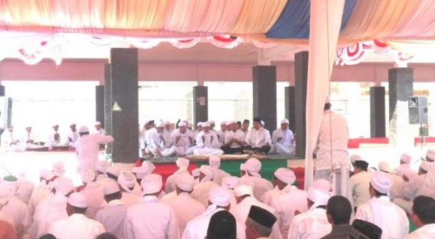 Warga Binaan LP Banda Aceh Rayakan Maulid