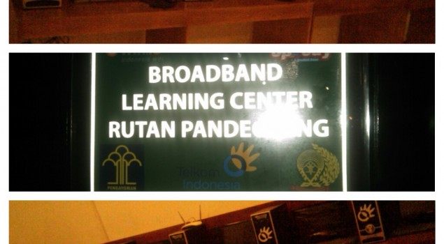 Rutan Pandeglang Miliki  Internet Learning Center