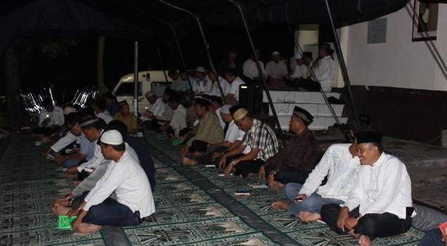 Polres dan Lapas se-Nusakambangan Gelar Doa Bersama