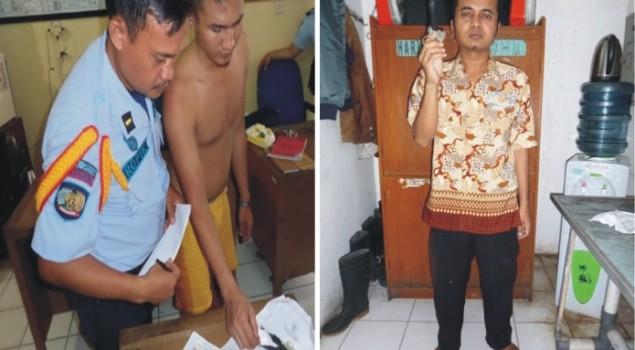 Geledah Penghuni, Petugas Rutan Cirebon Sita 200 Pil Trihex