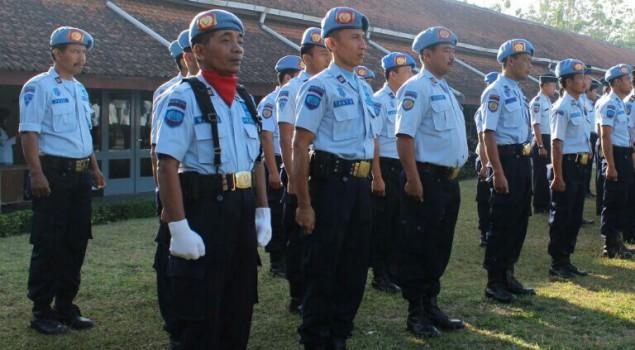 Ciptakan Suasana Baru, Rutan Wonosari Rolling Regu Pengamanan