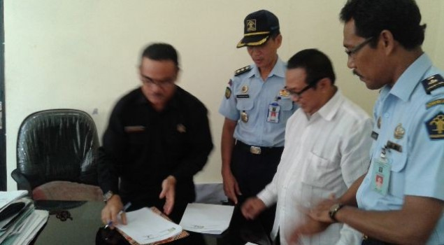 Lapas Anak Martapura Jalin Kerjasama Pembinaan Agama dengan Kemenag Kab. Banjar