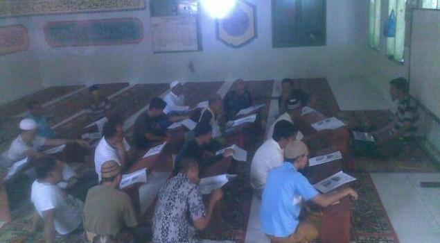 WBP Lapas Gorontalo Belajar Bahasa Arab