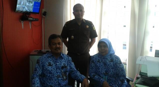 Rupbasan Bandung Koordinasikan Basan Baran Ke Kejari Bandung