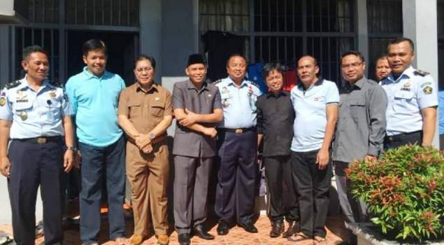 Ketua DPRD Kukar Sidak Lapas Tenggarong
