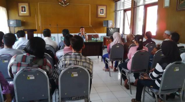 Kabapas Surabaya Tekankan Klien Pentingnya Wajib Lapor
