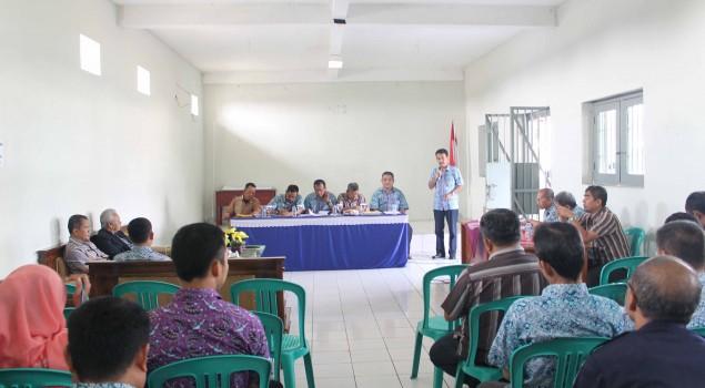 Lapas Cianjur Gelar Rapat Koperasi KPPDK Dengan Dinas Koperasi Cianjur