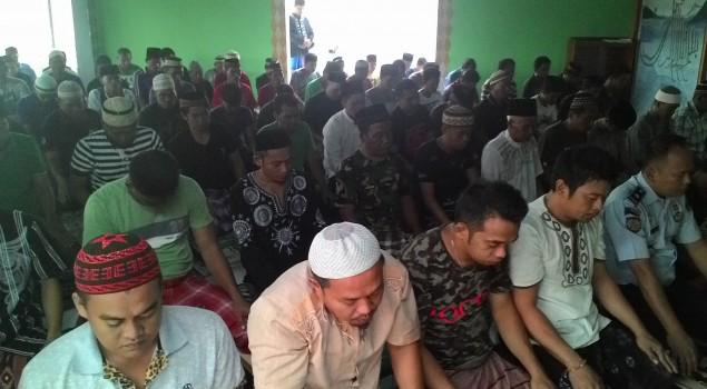 Rutan Pinrang Giatkan Pembinaan Agama bagi WBP