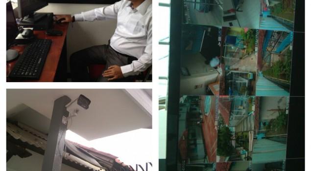 Pantau WBP, Rutan Pandeglang Pasang 12 CCTV