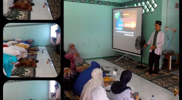 Lagi.. Spiritual Training Level 2 di Lapas Wanita Sungguminasa