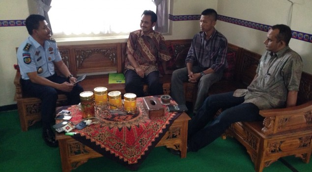 Lapas Bondowoso Terima Kunjungan Dewan Riset Daerah