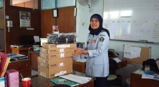 Bapas Bogor Luncurkan Program One PK One Notebook