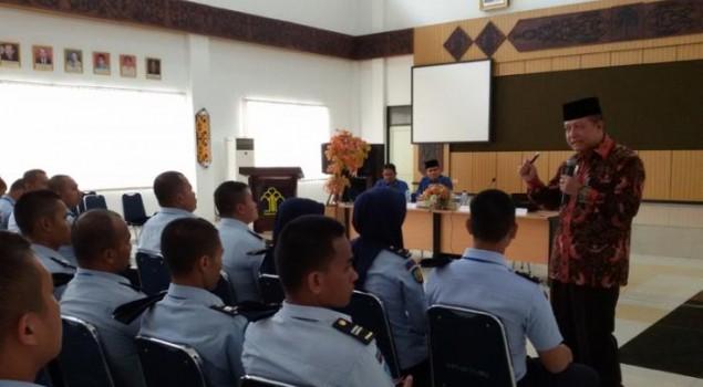 30 Petugas Pemasyarakatan Kalbar Ikuti Pelatihan Kesamaptaan