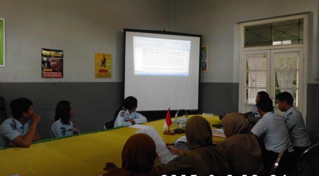 Lapas Madiun Gandeng Dinas Kesehatan Tanggulangi HIV/AIDS di Dalam Lapas