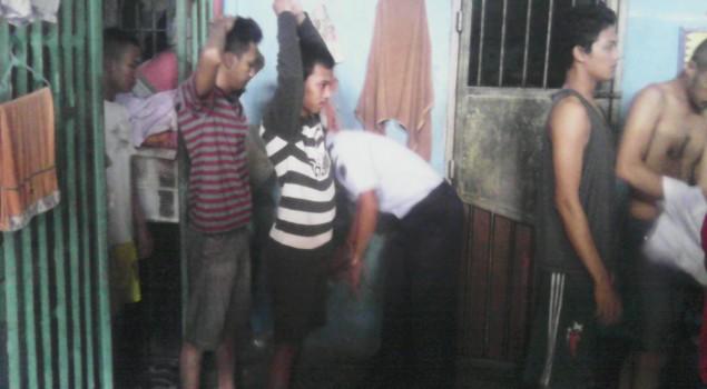 Antisipasi Masuknya Narkoba, Rutan Prabumulih Gelar Razia Blok Hunian