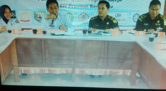 3 Program Aksi Forum Komunikasi Penanganan Anak Berhadapan Hukum Provinsi Bengkulu
