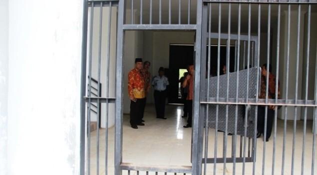 Kurangi Beban Over Kapasitas, Lapas Banjarbaru Segera Dioperasikan