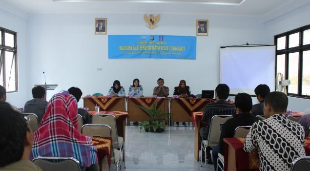 Bapas Yogyakarta Bersama Polda Beri Pemahaman Bahaya Narkotika