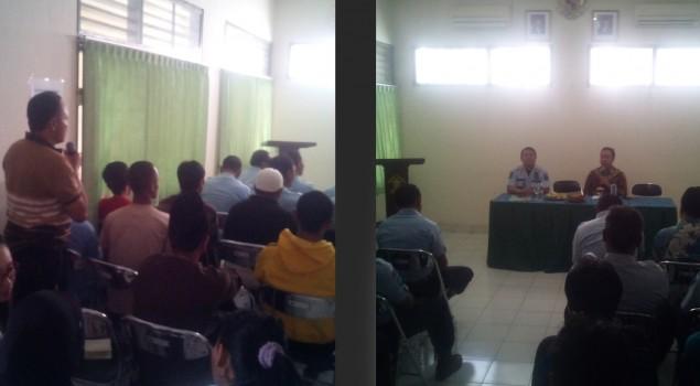 WBP Lapas Tuban Curhat Sampaikan Uneg-uneg Saat Dikunjungi Komisi III DPR