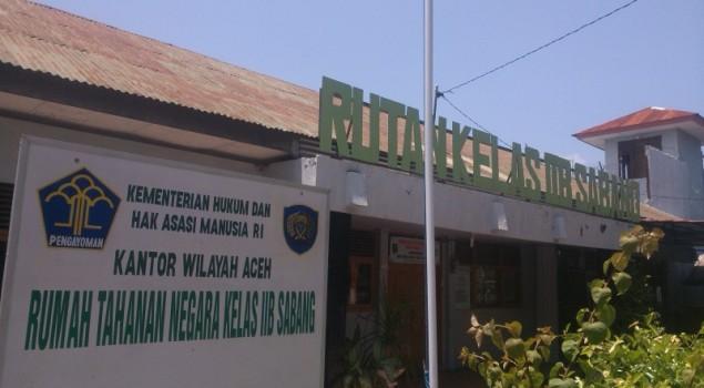 Rutan Sabang, Komit Cegah Peredaran Narkoba di Lingkup LP