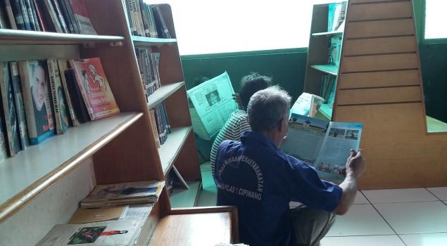 Perpustakaan Lapas Cipinang, Oase Pengetahuan Bagi Warga Binaan