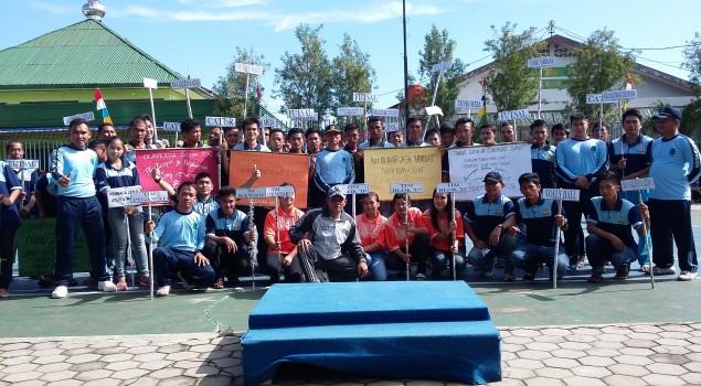 Lapas Palopo Buka Pertandingan Antar WBP Menyambut Harbapas ke-51