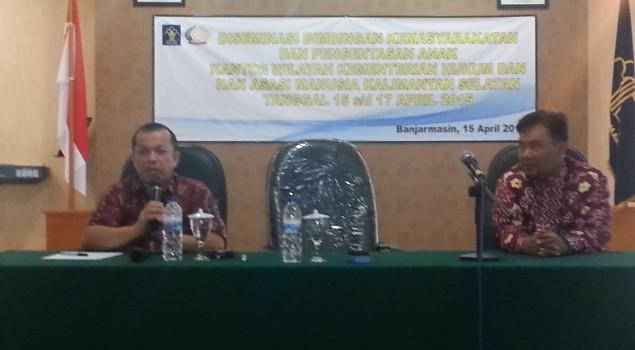 PK Dituntut Teliti Dalam Penyusunan Litmas